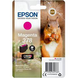 Epson Tinta 378 Claria Magenta -XP 15000, C13T37834020
