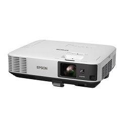 EPSON EB-2250U 3LCD WUXGA projector, V11H871040 - 5000 lumens (white) - 5000 lumens (colour) - WUXGA (1920 x 1200) - 16:10 - 1080p - LAN - white