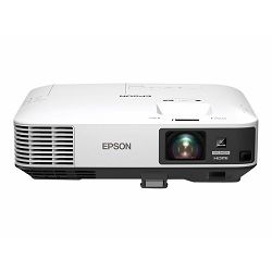 Epson EB-2265U - LCD projector - 5500 lumens (white) - 5500 lumens (colour) - WUXGA (1920 x 1200) - 16:10 - 1080p - Wi-Fi/LAN, V11H814040