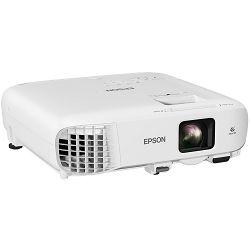 EPSON EB-E20 Projectors Mobile XGA, V11H981040, XGA 1024x768 4:3 HD ready 3400-2200 Lumen 15000:1 USB 2.0 Type A RS-232C VGA in 2x VGA out HDMI