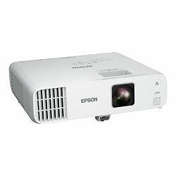 Epson EB-L200W - 3LCD projector - 4200 lumens - WXGA (1280 x 800) - 16:10 - 720p - 802.11a/b/g/n wireless / LAN / Miracast Wi-Fi Display - white, V11H991040