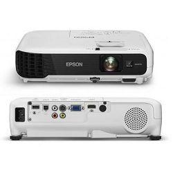 EPSON EB-S04, SVGA, 800 x 600, 4:3, 3000ANSI, 15.000 : 1, V11H716040