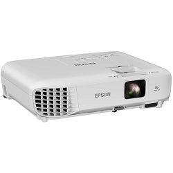 EPSON EB-W06 3LCD Projector FHD 3700Lm, V11H973040 - portable - 3700 lumens (white) - 3700 lumens (colour) - WXGA (1280 x 800) - 16:10 - 720p