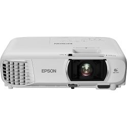 EPSON EH-TW750 Projector 3LCD 1080P, V11H980040 - portable - 3400 lumens (white) - 3400 lumens (colour) - Full HD (1920 x 1080) - 16:9 - 1080p - Miracast