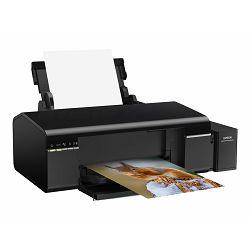 Epson L805 EcoTank - colour - ink-jet - refillable - A4 - 5760 x 1440 dpi - USB, Wi-Fi, C11CE86401