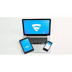 F-Secure Total Sec&Privacy el.licenca 1g,3 uređaja