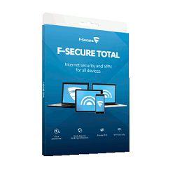 F-Secure Total Sec&Privacy el.licenca 2g,3 uređaja