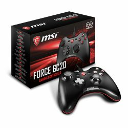 MSI GAMING Force GC20 Gamepad