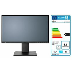 Fujitsu P27-8 TS HDMI, 2xDP, DVI, 4x USB3.1 UHD