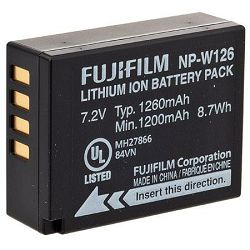 FUJI NP-W126 Lithium-Ion Rechargeable Battery