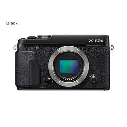 FUJI X-E2s Body, BLACK - 16MP APS- Trans CMOS II, 3,0