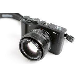 FUJI X-M1 + XF35mm F1.4 R  Kit  Body+lens, 16MP APS- Trans CMOS II, 3.0