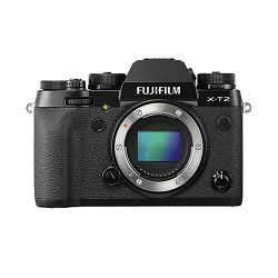 FUJI X-T2 Body only, BLACK - 24MP X-Trans CMOS III, 3,0