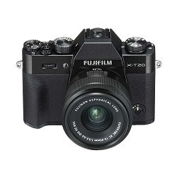 FUJI X-T20 15-45mm Kit  Body+lens, 24MP X-Trans CMOS III 3,0