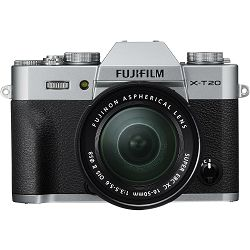 FUJI X-T20 16-50mm Kit  Body+lens, 24MP X-Trans CMOS III 3,0