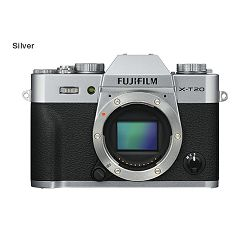 FUJI X-T20 Body only, 24MP X-Trans CMOS III 3,0