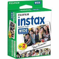 FUJIFILM INSTAX WIDE 2X10 FILM
