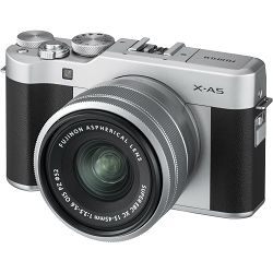 FUJIFILM X-A5 SILVER KIT XC15-45mm