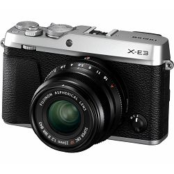 FUJIFILM X-E3 XF23mm F2 WR Kit Body+lens, 24MP X-Trans CMOS III 3,0