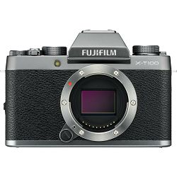 FUJIFILM X-T100 Body only, 24MP APS-C CMOS, 3,0