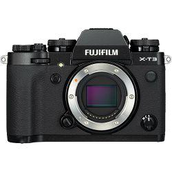 FUJIFILM X-T3 BODY BLACK  (26MP X-Trans CMOS IV, 3,0