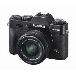 FUJIFILM X-T30 15-45mm Kit Body+lens, 26MP X-Trans CMOS IV 3,0