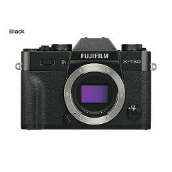 FUJIFILM X-T30 Body only, 26MP X-Trans CMOS IV 3,0
