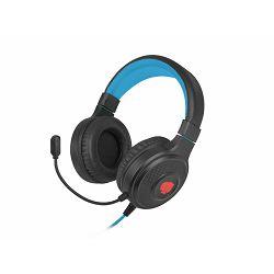 Fury Warhawk RGB, gaming slušalice,USB+3,5mm, crna