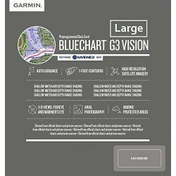 GARMIN BlueChart kartica g3 Vision - large  regija (L)