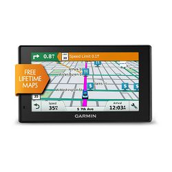 GARMIN DriveSmart 50LM Europe, Life time update, 5
