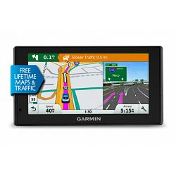 GARMIN DriveSmart 60LMT  Europe, Life time update, 6