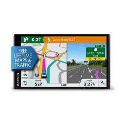 GARMIN DriveSmart 61 LMT-S Europe, Life time update, 6,95
