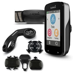 GARMIN Edge 820 bundle (HRM + CAD) (touchscreen, live tracking)