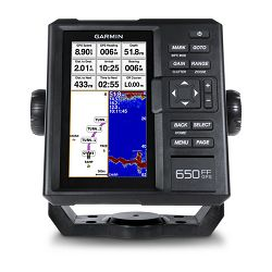GARMIN Fishfinder 650 (6