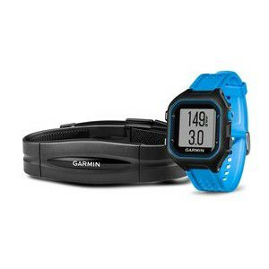 GARMIN Forerunner 25 HRM black-blue