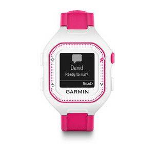 GARMIN Forerunner 25 white-pink