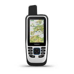 GARMIN GPSMAP 86s - Nautički ručni uređaj s prethodno učitanom osnovnom kartom svijeta