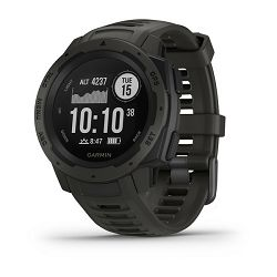 GARMIN Instinct Graphite black gray - Grafitno siva