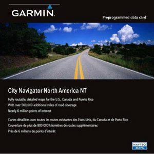 GARMIN Programirana micro SD kartica - Sj. Amerika