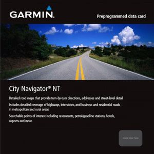 GARMIN Programirana microSD kartica -  Europa