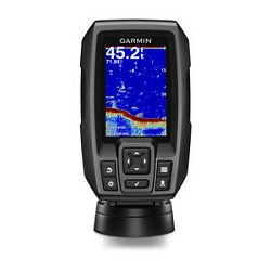 GARMIN Striker 4 (s krmenom sondom CHIRP 77/200kHz, 4-pin),GPS