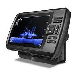 GARMIN Striker 7sv (s krmenom sondom CHIRP 150-240kHz/DownVu/SideVu GT52HW-TM, 12-pin),GPS