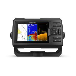 GARMIN Striker Plus 5cv (s krmenom sondom CHIRP 77/200kHz/DownVü GT20-TM, 4-pin), GPS