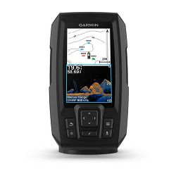 GARMIN Striker Vivid 4cv (s krmenom sondom CHIRP 77/200kHz/ClearVü GT20-TM, 4-pin), GPS