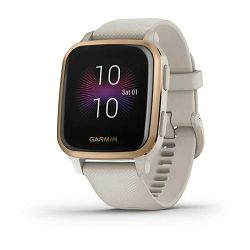GARMIN VENU SQ Music Light Sand/RoseGold