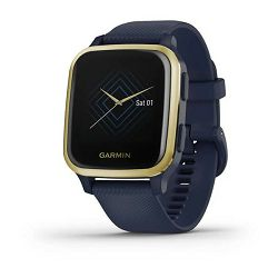 GARMIN VENU SQ Music Navy/LightGold