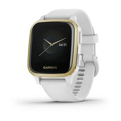 GARMIN VENU SQ White/LightGold