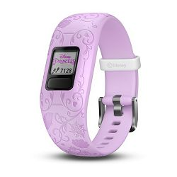 GARMIN vivofit Junior 2 Princess Purple