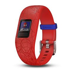 GARMIN vivofit Junior 2 Spider-Man Red