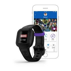 GARMIN vivofit jr. 3 Black Panther